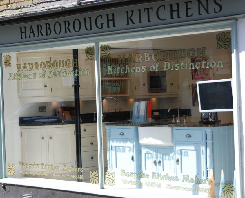 Harborough kitchens front